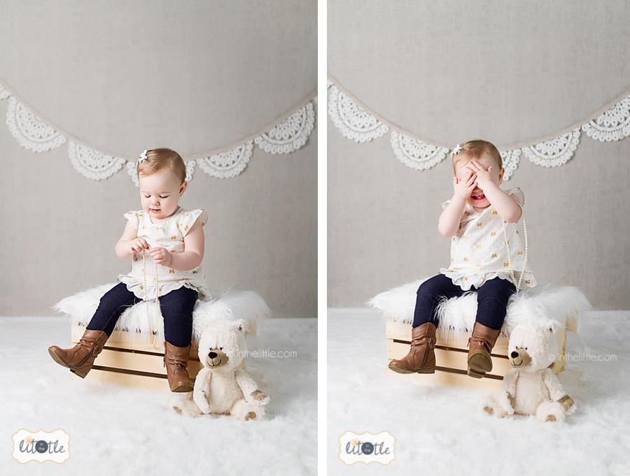 St Louis Children S Photography Studio One Year