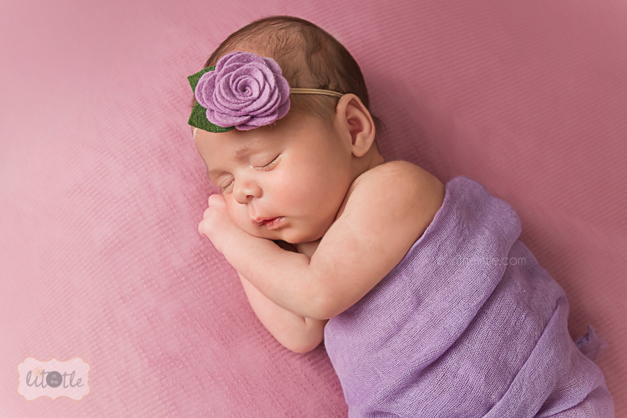 Newborn Baby Photographer Saint Louis Mo | Twin Baby Pictures